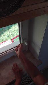 Frühjahrsputz - Fenster