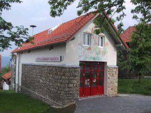 Aktuelles Gerätehaus