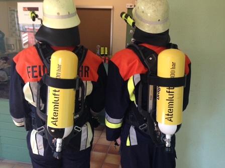 Atemschutz - Neue PA