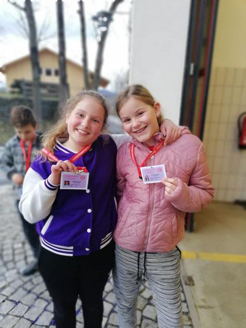 Kinderfeuerwehr – Gruppenstunde vom 05.04.2018