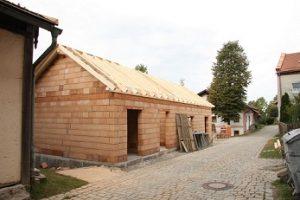 MTW Garage - Bau