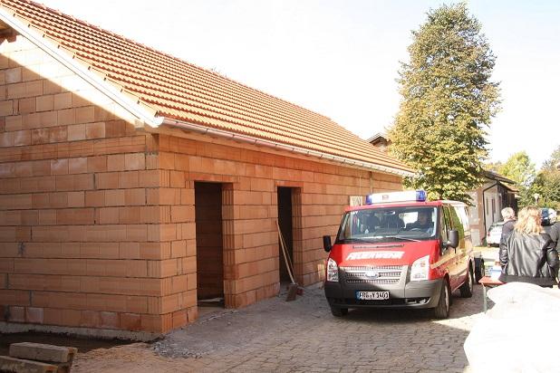 MTW Garage - Nachher