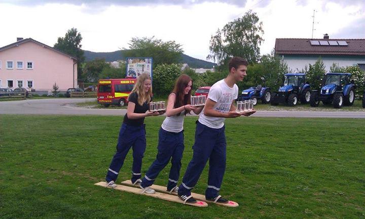 Spaßwettbewerb - Fürholz