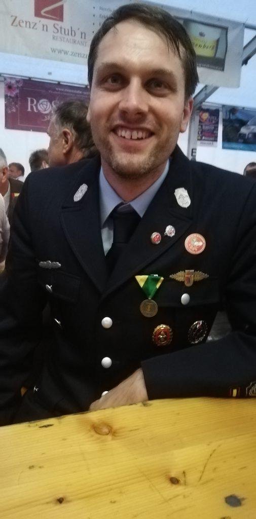 Lothar Ilg - Mit neuer Auszeichnung
