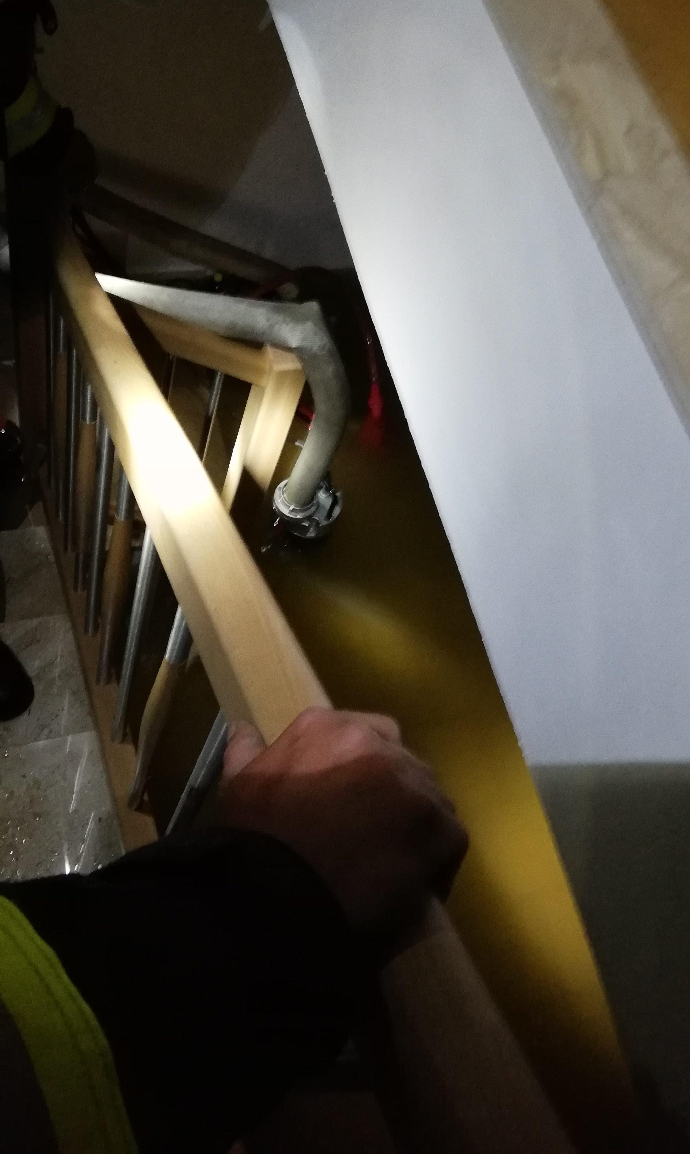 Mauth - Keller unter Wasser