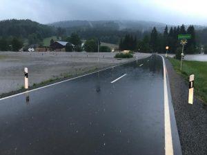 Annathalmühle - Lageerkundung