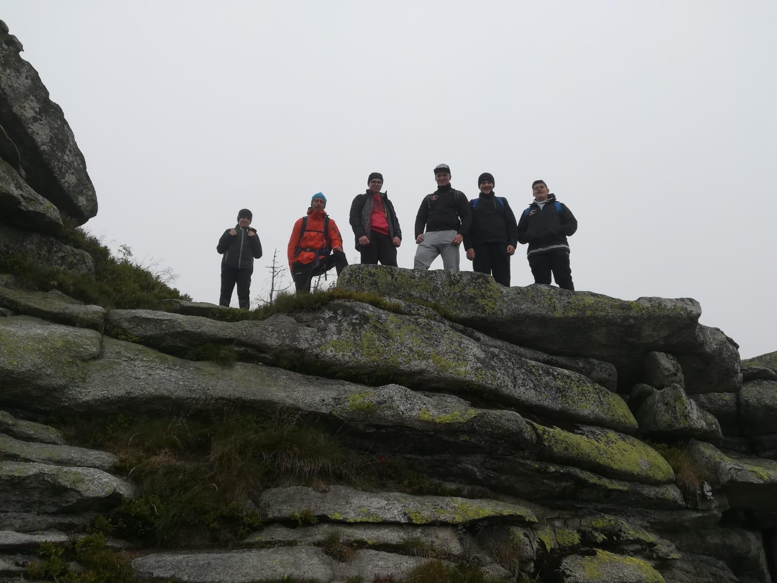 Wanderung - Gruppenbild