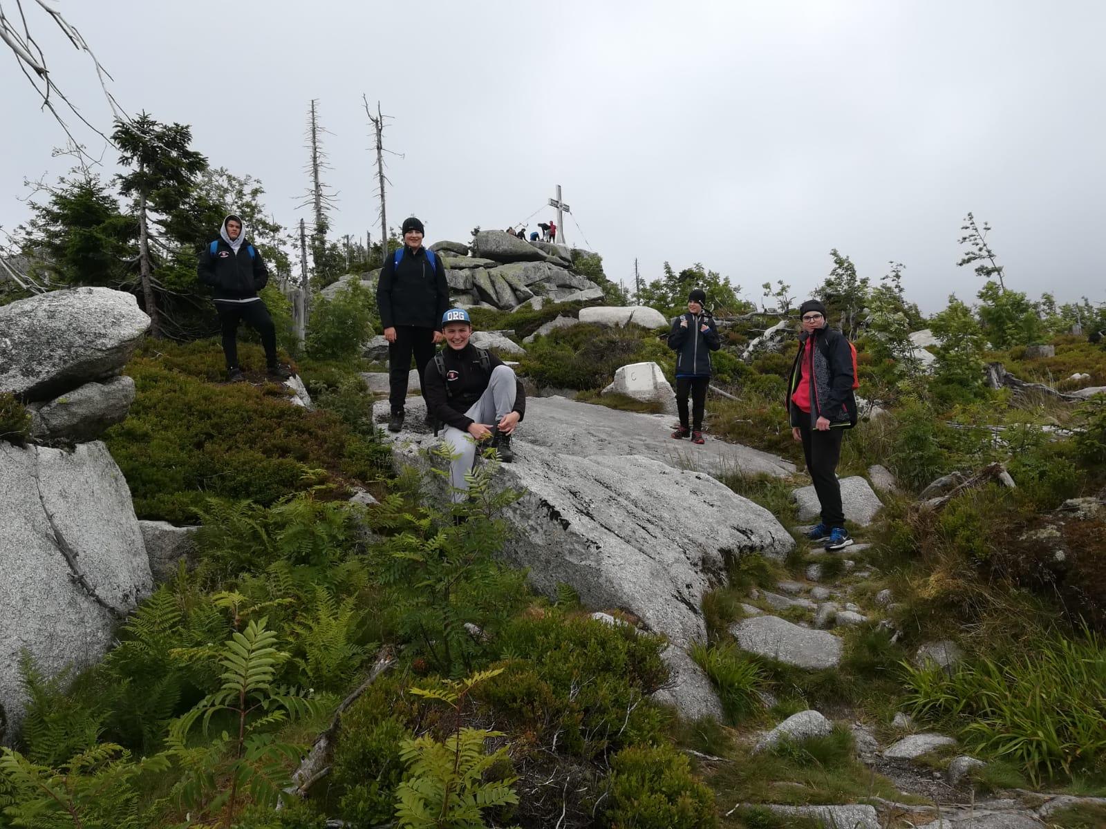 Wanderung - Unsere Jugendlichen