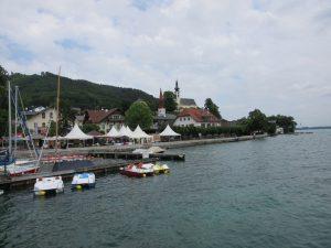 Schifffahrt - Attersee