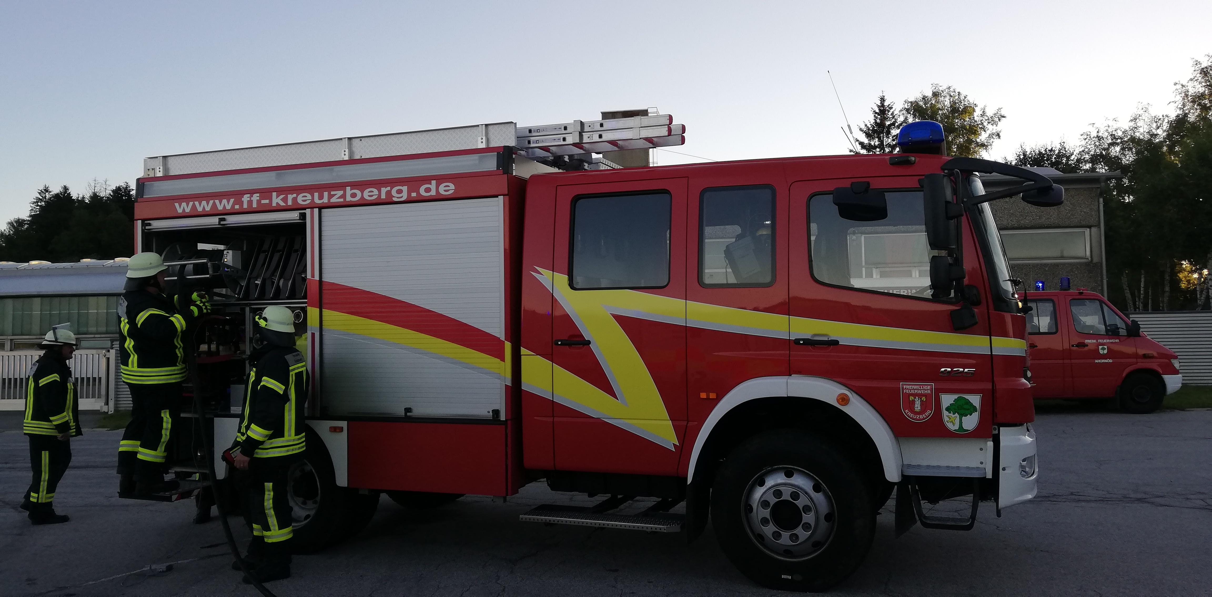 Verkehrsunfall Industriestraße – 02.07.2018