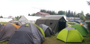 Unser Lager von Hinten