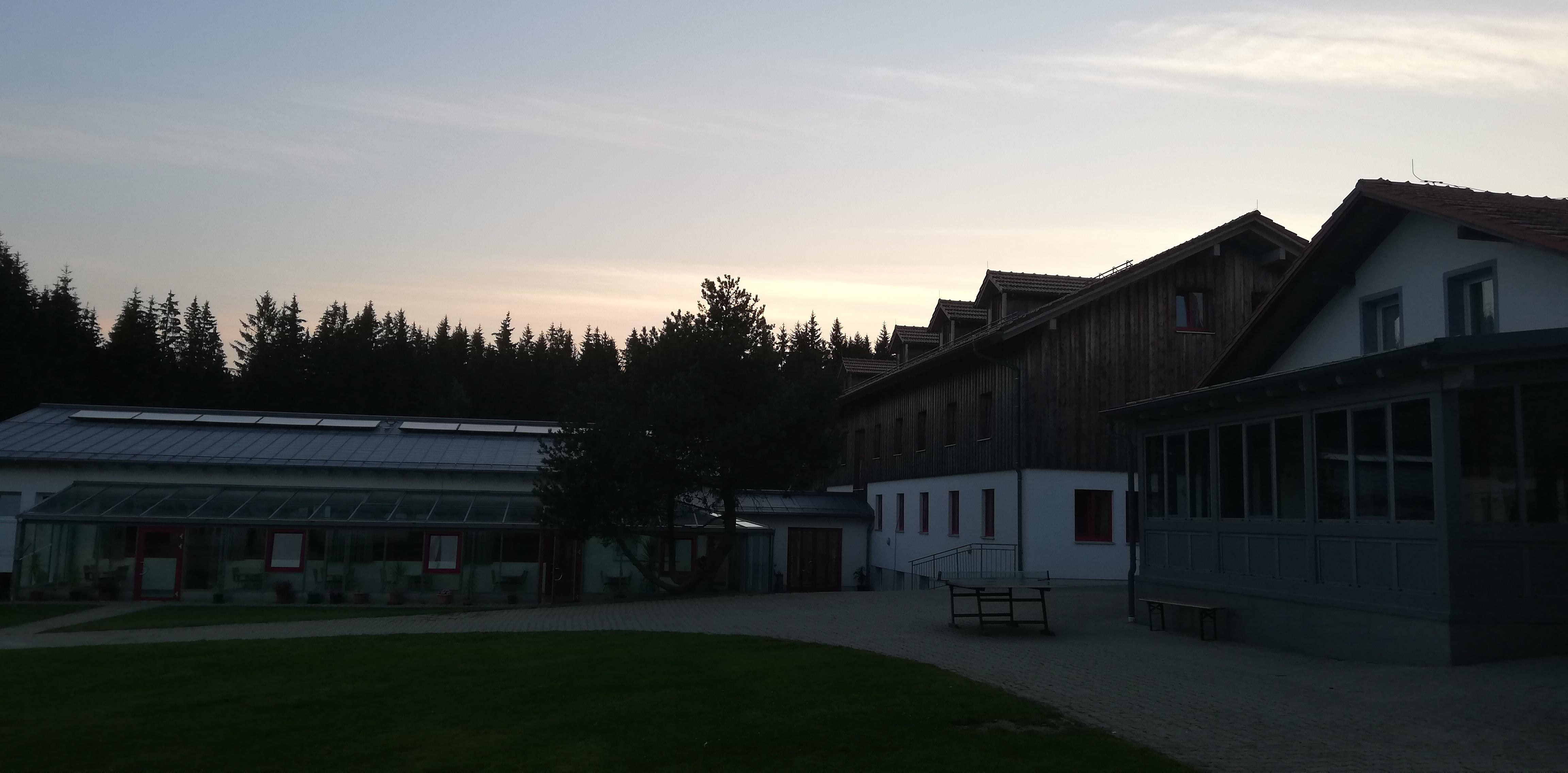 Zeltlager 2018 - Feriendorf Finsterau