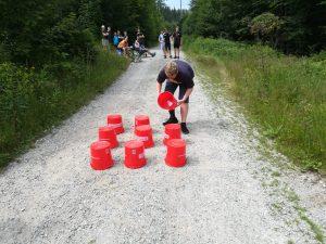 Zeltlager 2018 - Orientierungsmarsch