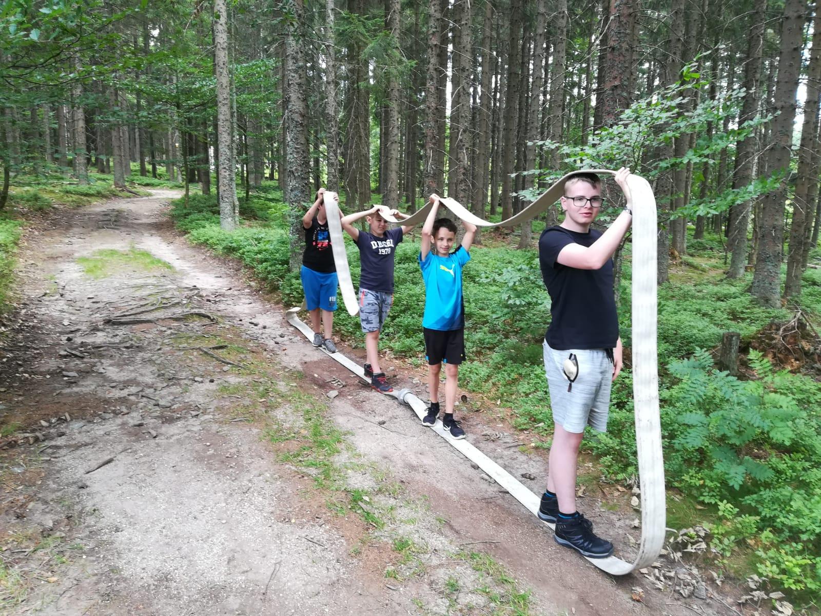 Zeltlager 2018 – Orientierungsmarsch