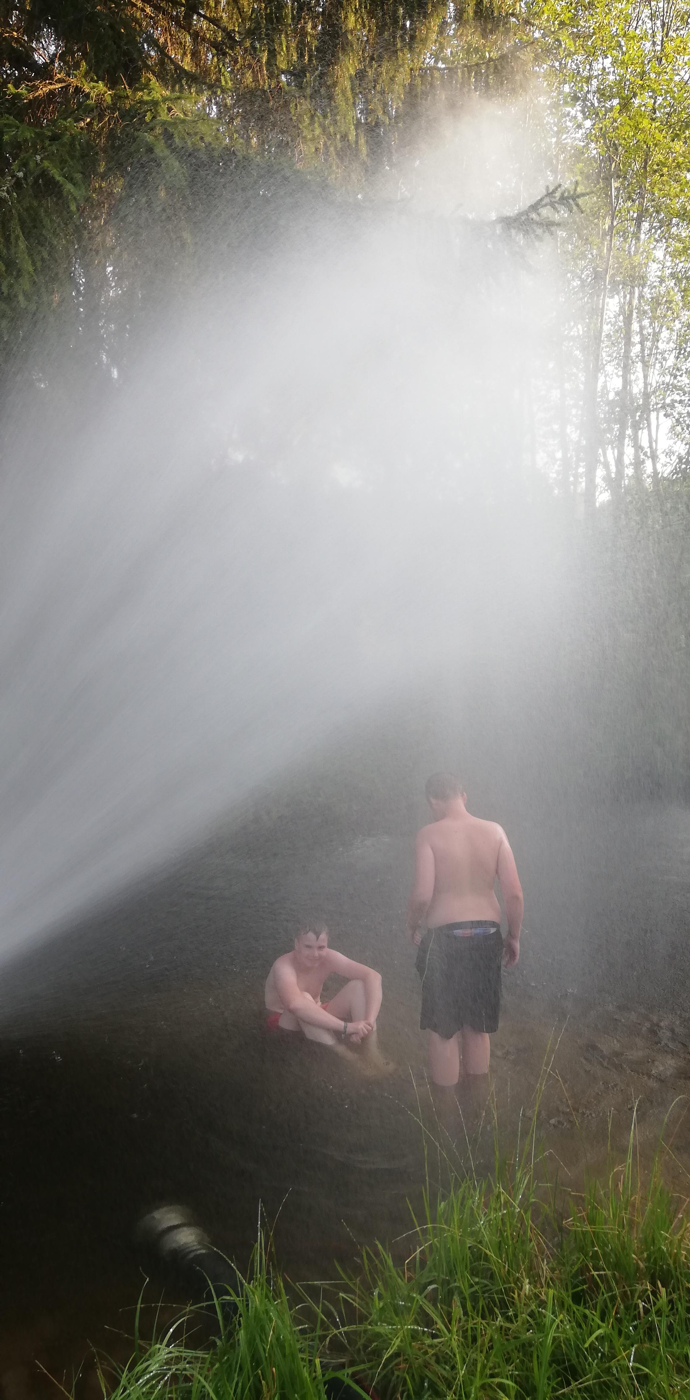 Hitze – Mehr Wasser!