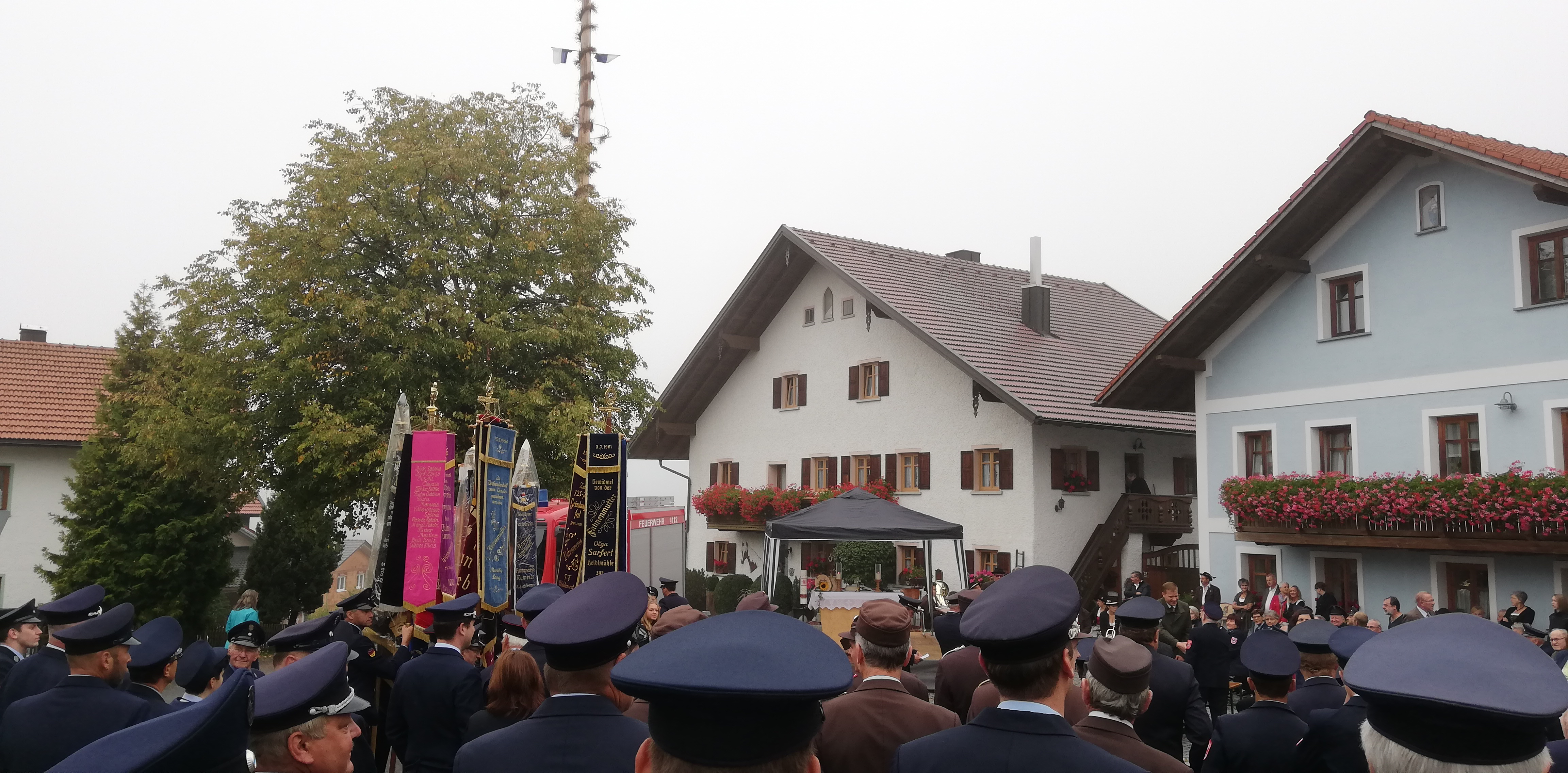 Fahrzeugweihe TSF-W | Neureut – Aigenstadl