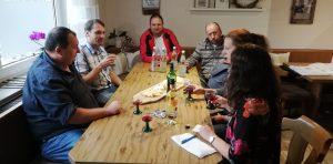 Weinprobe 2018 - Die Verkostung der ersten Weine