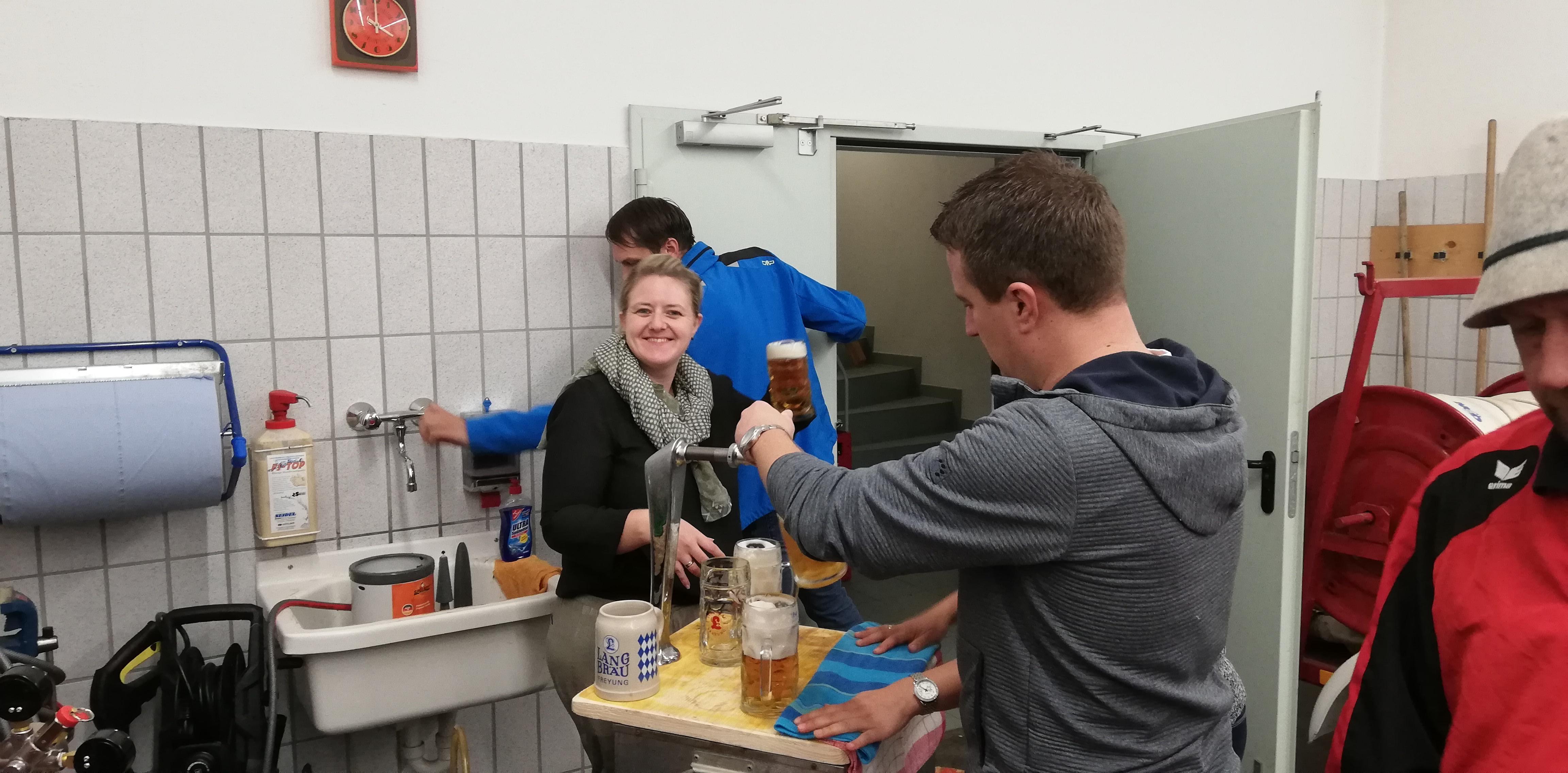Grillfest 2018 - Frisch gezapft schmeckt´s am besten!