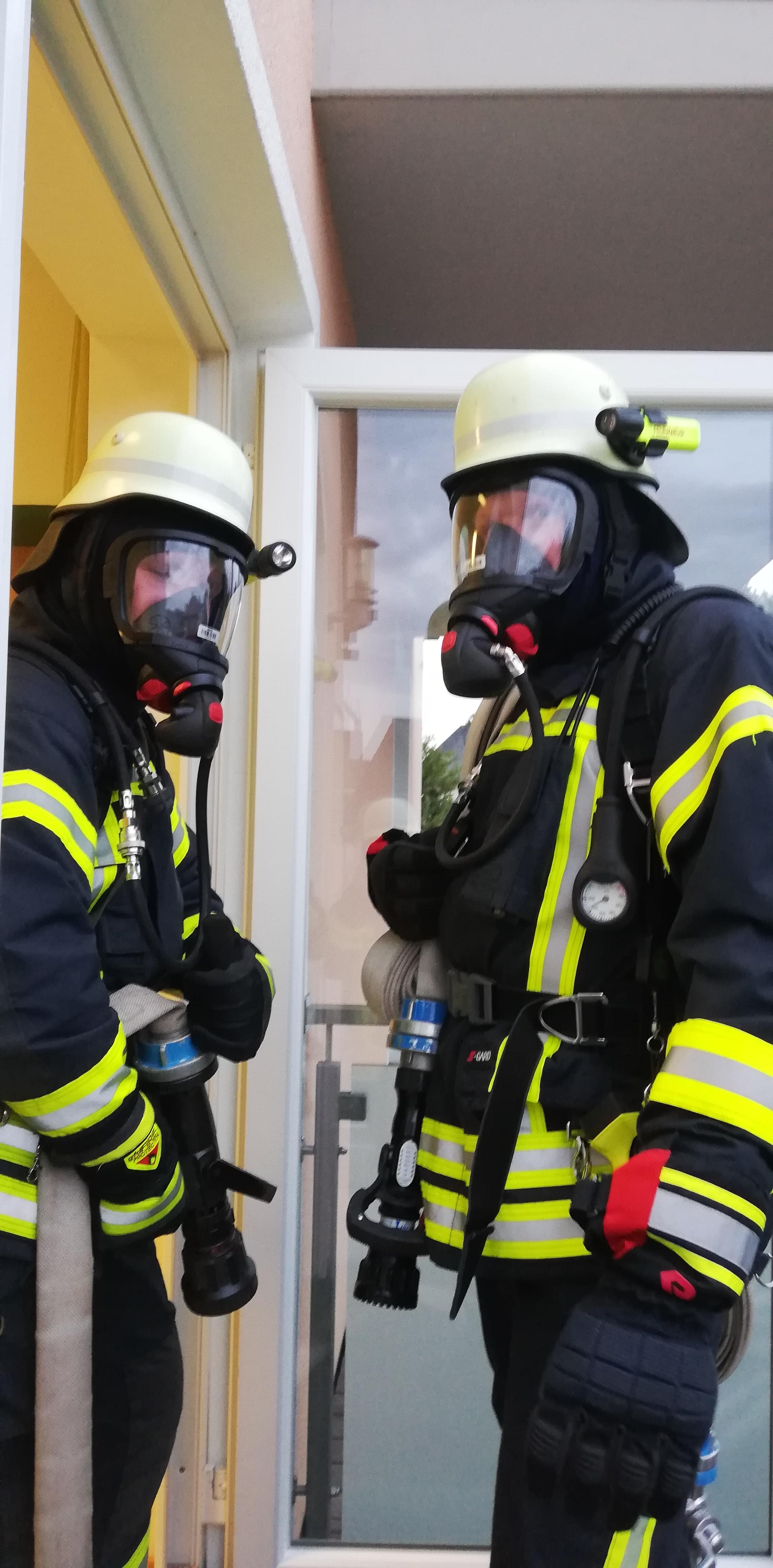 Brandschutzwoche 2018 - Atemschutz Kreuzberg