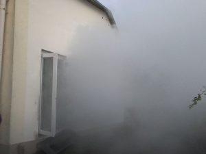 Hauptübung 07.09.2018 - Test der Nebelmaschine