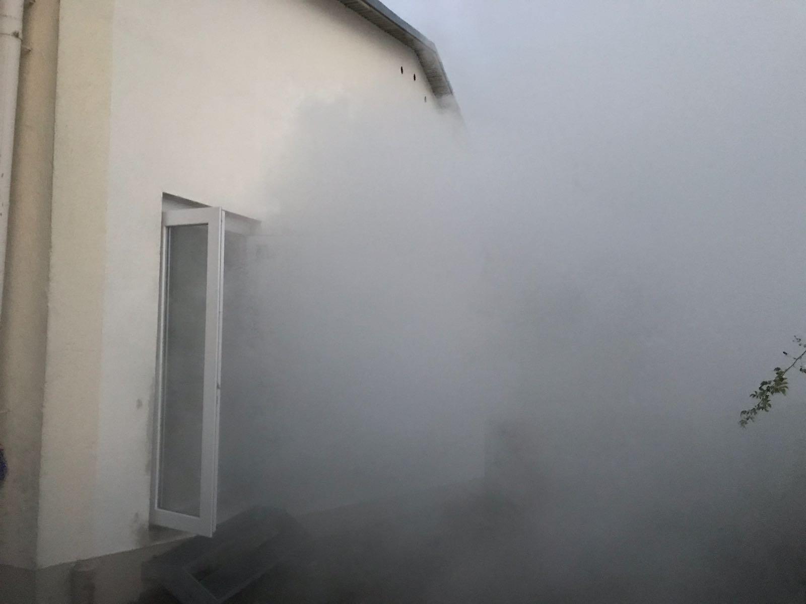 Hauptübung 07.09.2018 – Test der Nebelmaschine