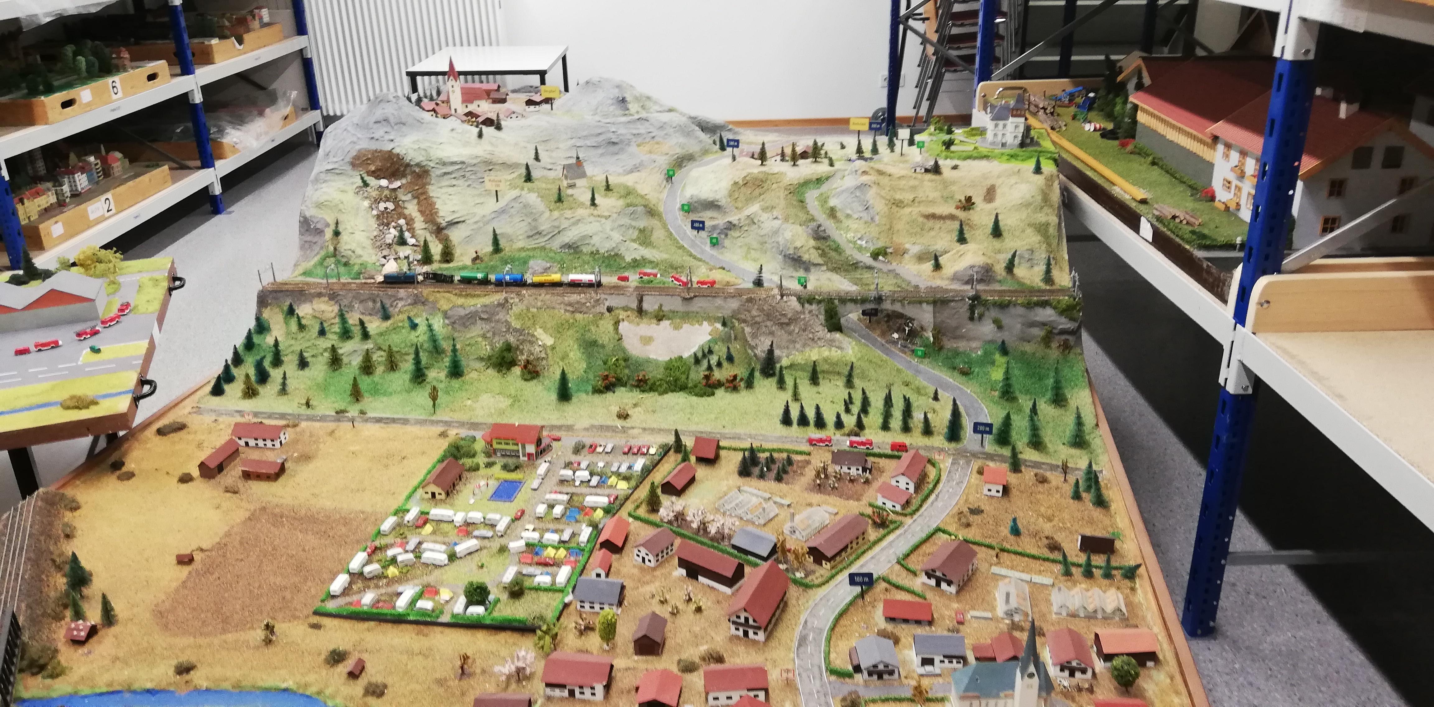 Feuerwehrschule Regensburg - Planspiel