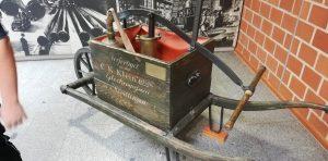 Feuerwehrschule Regensburg - Museum