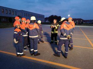 Grundlagen - Brandbekämpfung