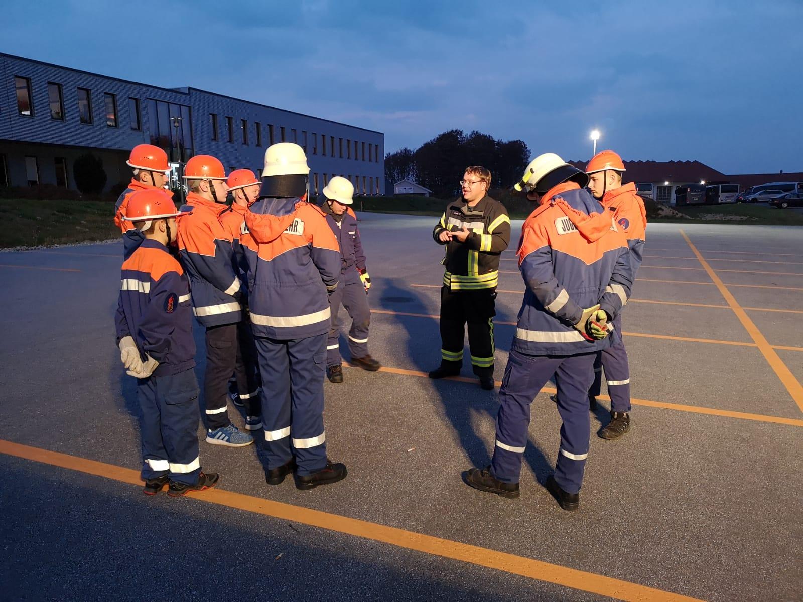 Grundlagen – Brandbekämpfung