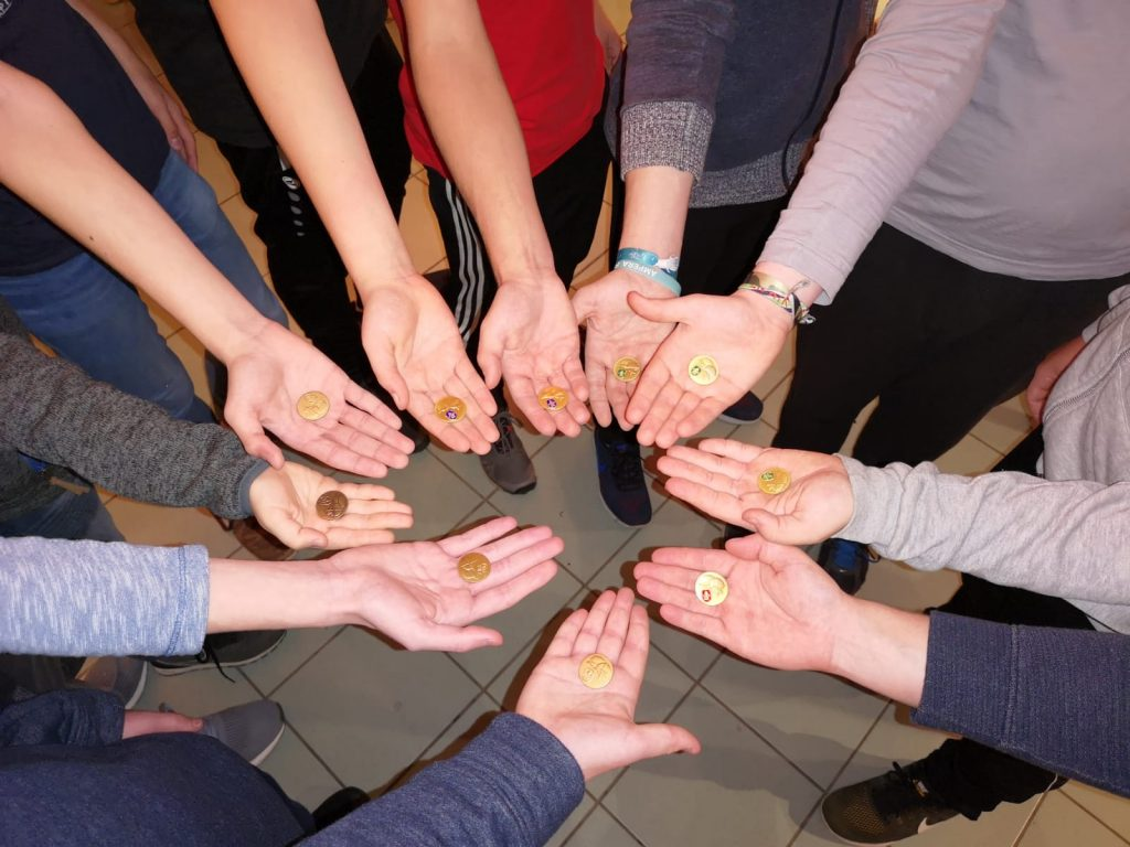 Wissenstest 2018 - Zusammen sind wird stark!
