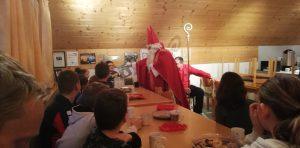 Kinderfeuerwehr - Auch der Nikolaus und der Krampus waren dabei