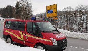 Verkehrslenkung - B533 Reschmühle