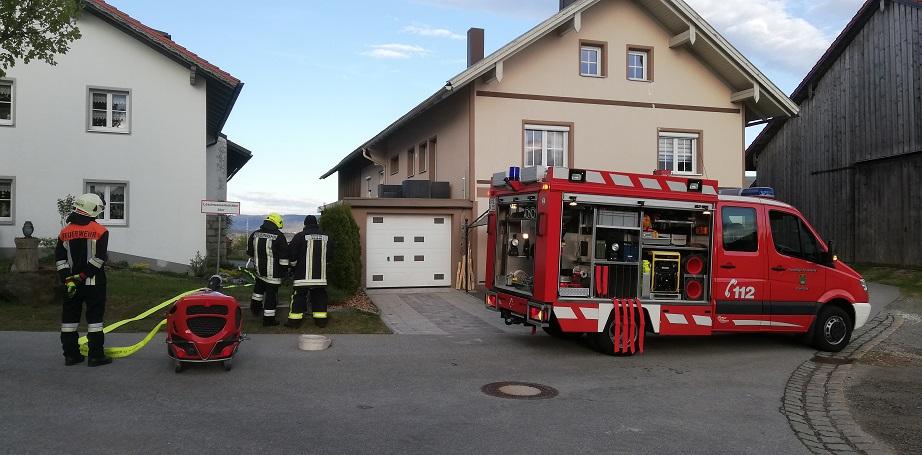 Gemeinschaftsübung – Bierhütte/Kreuzberg
