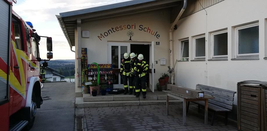 Gemeinschaftsübung – Bierhütte/Kreuzberg – Personenrettung