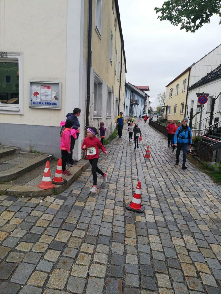 Stadtlauf 2019 - Sehr sportlich!