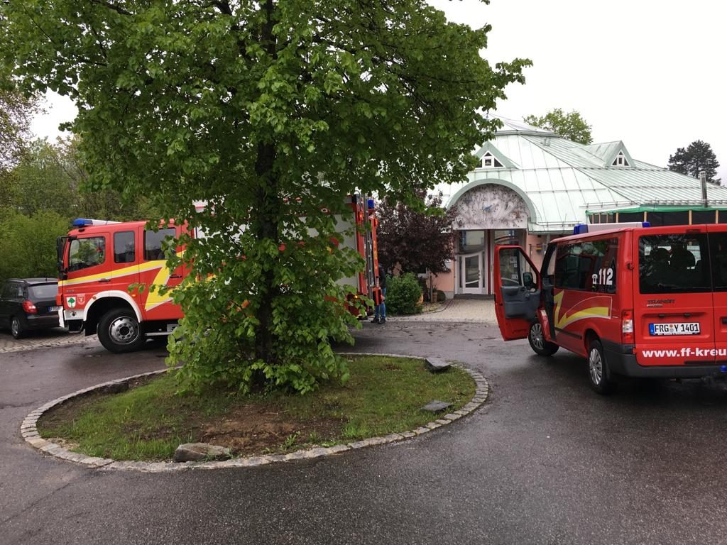 Brandschutzerziehung - Kindergarten St. Anna