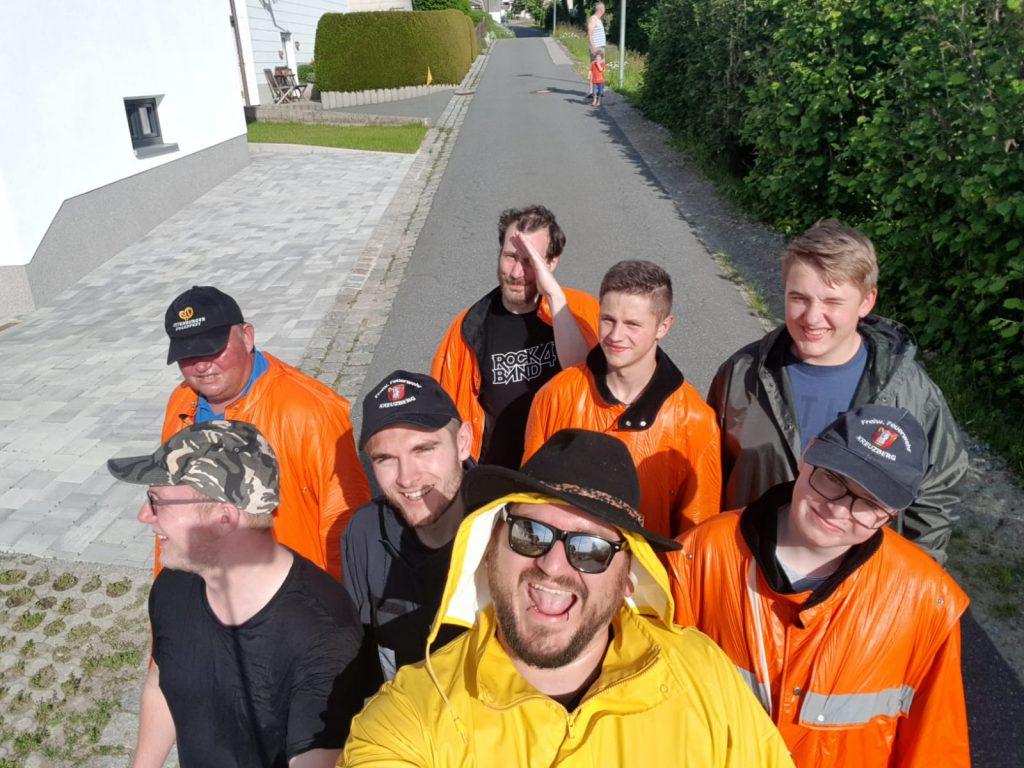 "Wossaveglsinga 2019 - Die ""junge"" Gruppe"