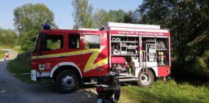 Hitzebekämpfung 2019 - (Jugend)Feuerwehr im Einsatz