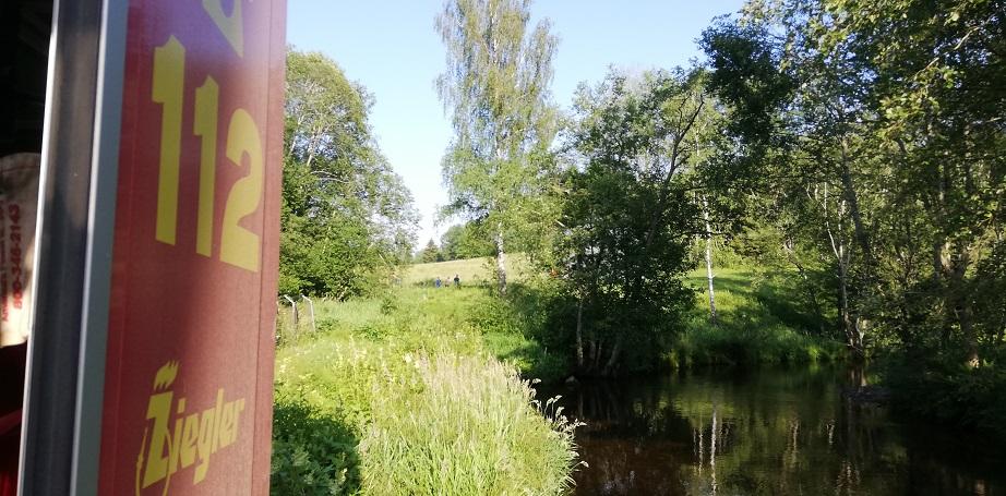 Hitzebekämpfung 2019 - Am Bach den Sommer genießen