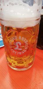 Volksfest 2019 - Mit gutem Lang Bier