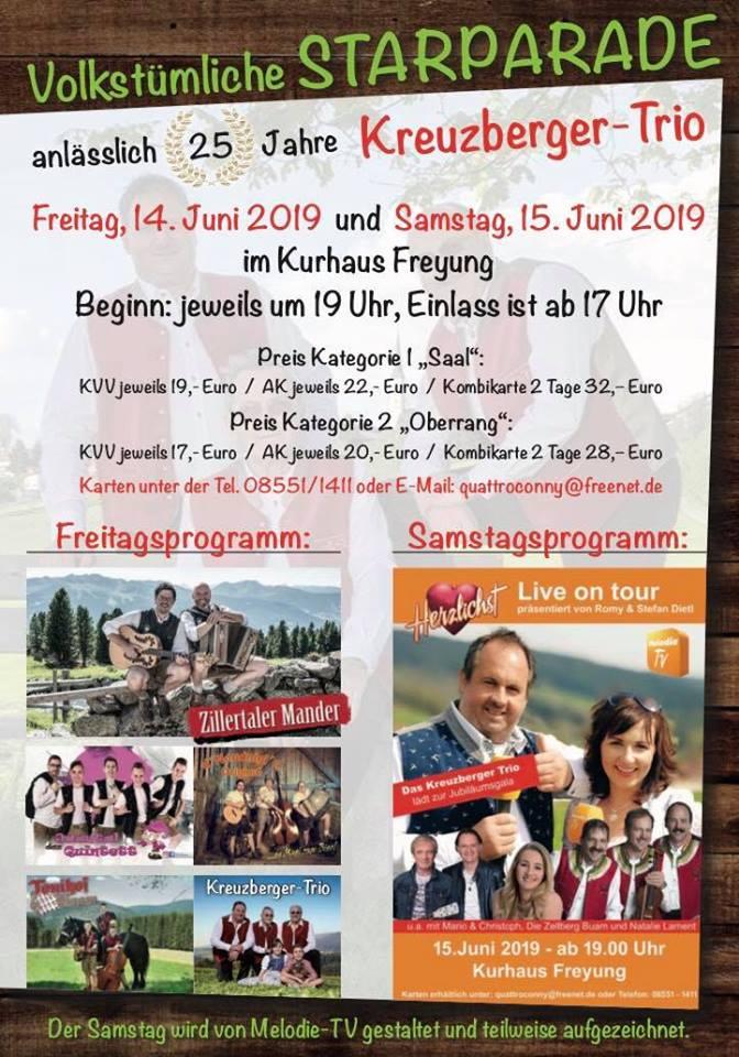 25 Jahre - Kreuzberger Trio