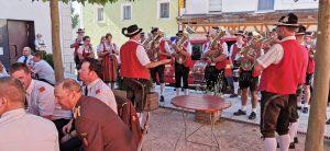 Partnerschaftstag - Musikkapelle Hinterschmiding