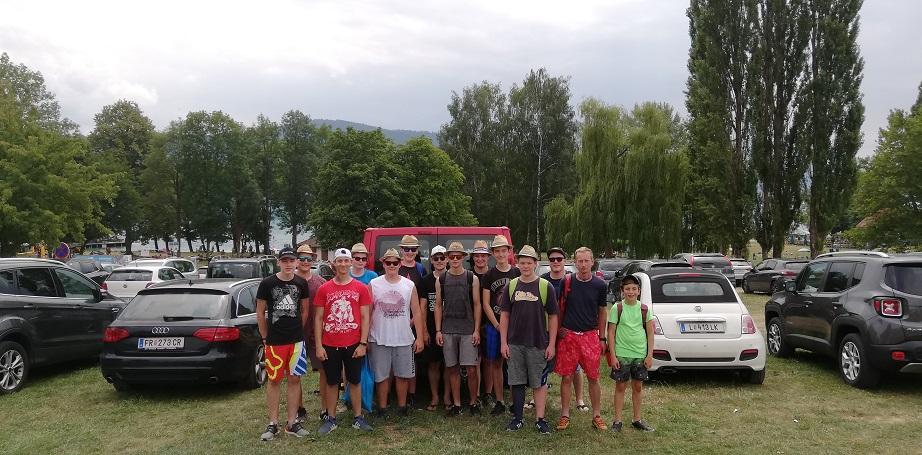 Jugendzeltlager 2019 – Gruppenfoto
