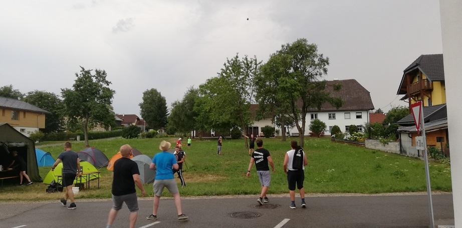 Jugendzeltlager 2019 - Sport und Spiel