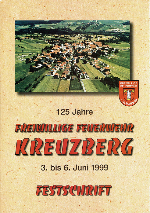 FF Kreuzberg - Festschrift - 125 Jahre