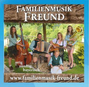 Familienmusik Freund - Quelle: Homepage/Daniel Schreib