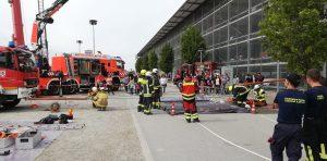 Feuerwehr-Erlebnistag Passau
