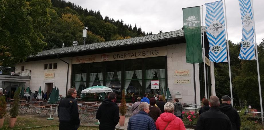 Vereinsausflug 2019 - Dokumentation Obersalzberg