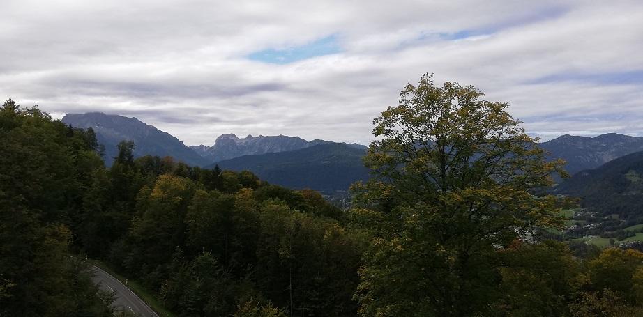 Vereinsausflug 2019 - Obersalzberg - Aussicht