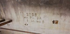 Vereinsausflug 2019 - Bunkeranlagen - Datum der Befreiung durch die französiche Armee